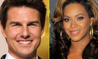 Ο Tom Cruise συμπρωταγωνιστής της Beyonce;