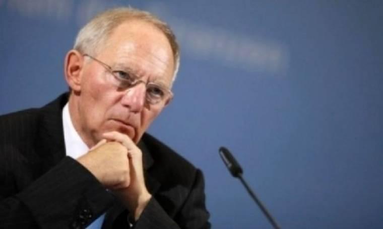 Σόιμπλε: Δεν θέλουμε να θέσουμε την Ελλάδα υπό την κατοχή μας