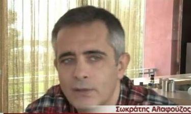 Σωκράτης Αλαφούζος: Πώς έκανε πρόταση γάμου στην Άριελ Κωνσταντινίδη