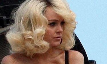 Lindsay Lohan: Δεν την άφησαν να κάνει τη Marilyn Monroe στο SNL