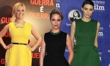 Ποια φόρεσε το Louis Vuitton φόρεμα καλύτερα;