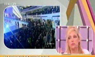 Σάσα Σταμάτη: «Οι παρουσιαστές της Eurovision σαμπουάν δεν έχουν; Είχαν λίγδα»