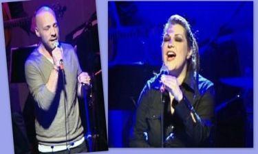Μουτσινάς και Ζαρίφη έγιναν τραγουδιστές για καλό σκοπό