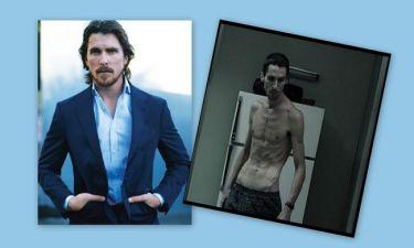 Christian Bale: Έχασε 28 κιλά για έναν ρόλο