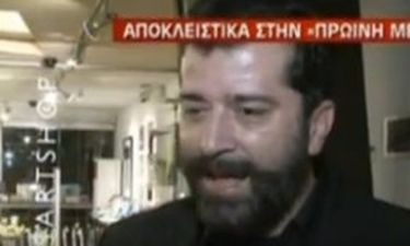 Ο «ταβερνιάρης» του «Νησιού» μένει μόνιμα στην Κρήτη!