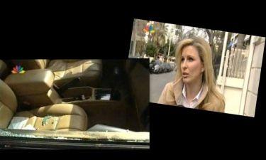 Τι λέει η Μάγδα Τσέγκου για τη διάρρηξη στο αυτοκίνητο της;
