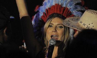 Heidi Klum: Η ψυχή του πάρτι!