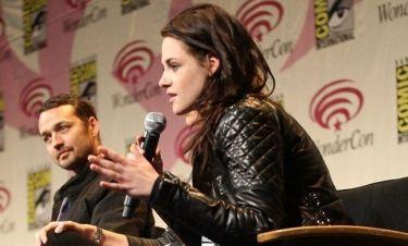 Τα… γαλλικά της Kristen Stewart στο Comic Con