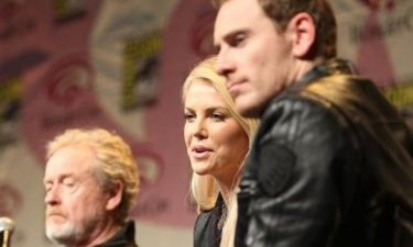 Charlize Theron και Michael Fassbender στη νέα ταινία του Ridley Scott