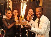 Γενέθλια έκπληξη για τον Ζερό των Vegas και επώνυμες παρουσίες