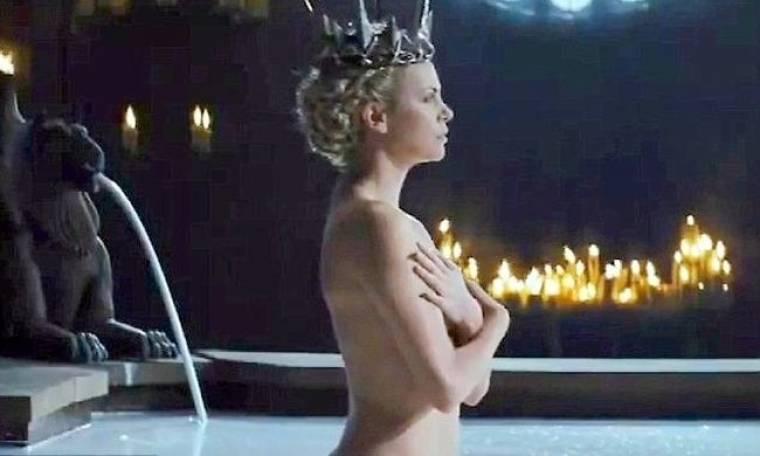 Η Charlize Theron γυμνή στη νέα της ταινία (φωτό)