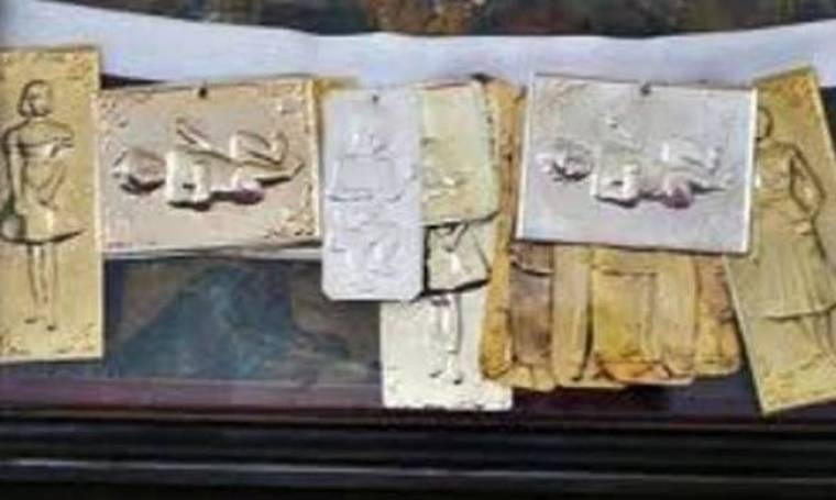 Έκλεψαν τάματα από εκκλησία στο Ηράκλειο