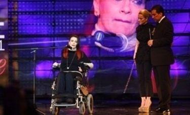 Με δάκρυα στα μάτια χειροκρότησαν τη νικήτρια για το βραβείο «Άντη Χατζηκωστή»