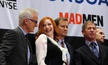 Οι Mad Men πάνε… χρηματιστήριο