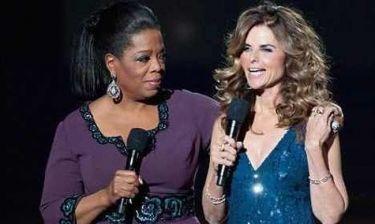 Oprah Winfrey: Θέλει την Maria Shriver στο OWN