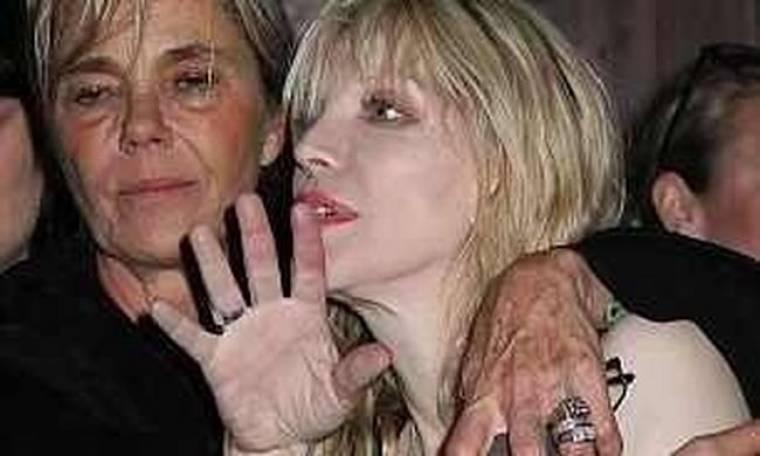 Courtney Love: Καλύτερα να αποφεύγει τα πάρτι