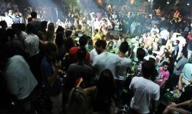 Η Demy στο «Turn me on party» στο Guzel