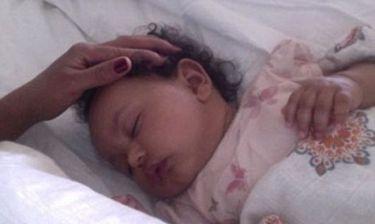 Η νεογέννητη κορούλα γνωστής τραγουδίστριας…