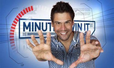 """Δημήτρης Ουγγαρέζος: «Σε ένα από τα επόμενα """"Minute to win it"""" θα δούμε γάμους»"""