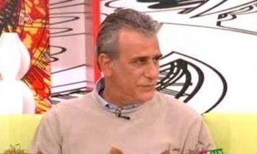 Γιώργος Νινιός: «Τα πρώτα μου λεφτά τα έβγαλα ως χορευτής»