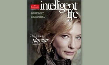 Η Cate Blanchett βγάζει νοκ-άουτ το photoshop