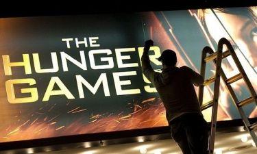 Ουρές για την πρεμιέρα στις αίθουσες του Hunger Games