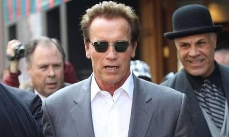 Δημόσια δήλωση του Arnold Schwarzenegger προς την σύζυγό του