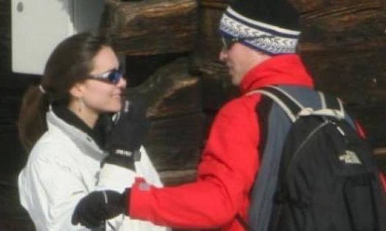 William- Catherine: Για σκι στην Ελβετία
