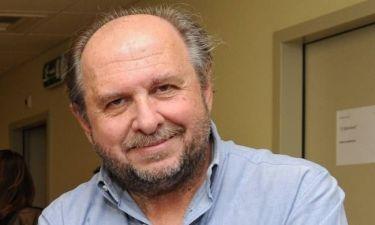 Πάνος Σκουρολιάκος: «Δεν είμαι από αυτούς που έχουν την τηλεόραση ως πάρεργο»