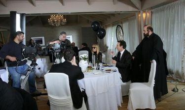 Το gossip-tv βρέθηκε στα backstage της σειράς «Το αμάρτημα της μητρός»