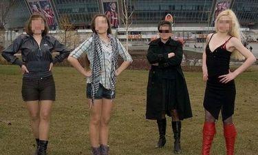 Ουκρανές ιερόδουλες περιμένουν τους… Άγγλους φιλάθλους