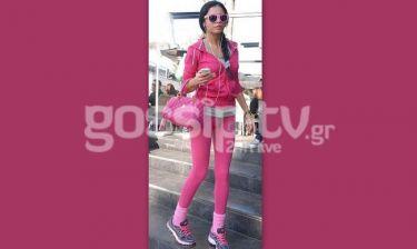 Δήμητρα Αλεξανδράκη: Όλα στα… ροζ!