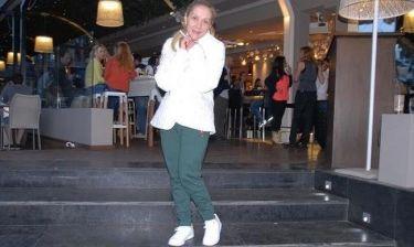 Έλντα Πανοπούλου: Ένα τσιγαράκι βγήκα να κάνω βρε παιδιά!