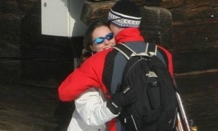Kate Middleton-William: Αγκαλίτσες και φιλάκια!