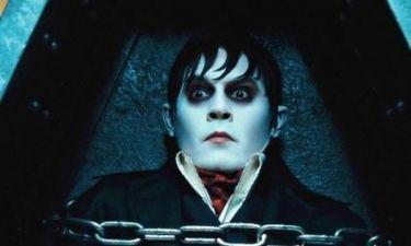Νέες σκηνές από τον Johnny Depp στο Dark Shadows
