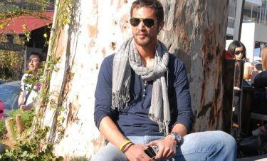 Αλέξανδρος Παρθένης: Απολαμβάνοντας τον ήλιο