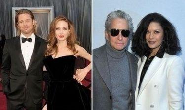 Οι διαφορές ηλικίας μεταξύ των διάσημων ζευγαριών!