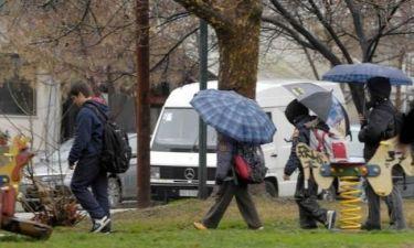 Έρχονται τοπικές βροχές μετά το μεσημέρι
