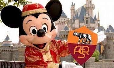 Συμφωνία της Ρόμα με την… Disney!