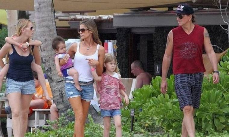 Denise Richards-Richie Sambora: Κάνουν μαζί διακοπές