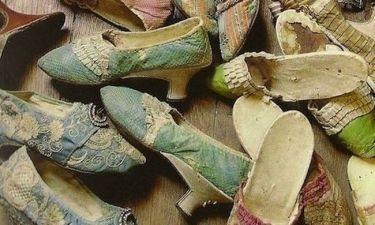 43.000 ευρώ για τα παπούτσια της Μαρίας Αντουανέτας!