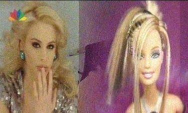 Η Ρία Αντωνίου εμπνέει την καινούργια Barbie