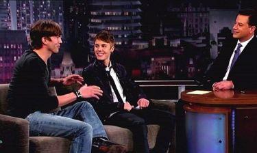 Ashton Kutcher και Justin Bieber μιλούν για το νέο Punk'd