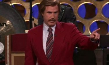 Ο Will Ferrell ξαναγίνεται Anchorman