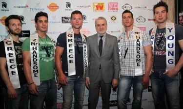Αυτοί είναι οι νικητές του «Mr Handsome Greece»