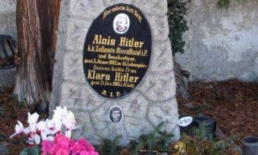 Χωρίς ταφόπλακα οι γονείς του Χίτλερ!