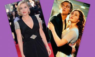 Τι σιχαίνεται περισσότερο από τον Τιτανικό η Kate Winslet;