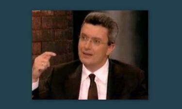 Νίκος Χατζηνικολάου: «Έκλεισα την πόρτα και έκλαιγα για 45 λεπτά»
