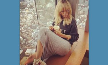 H Rihanna στην… κορυφή του κόσμου