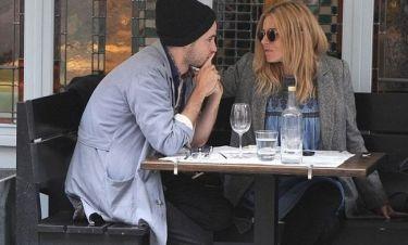 Sienna Miller – Tom Sturridge: Για καφέ και φαγητό στο Σόχο